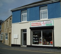 Animal Lifeline Wales Shop Front