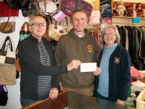 gower bird hospital donation